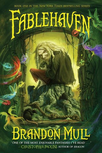 Fablehaven   2007 edition cover