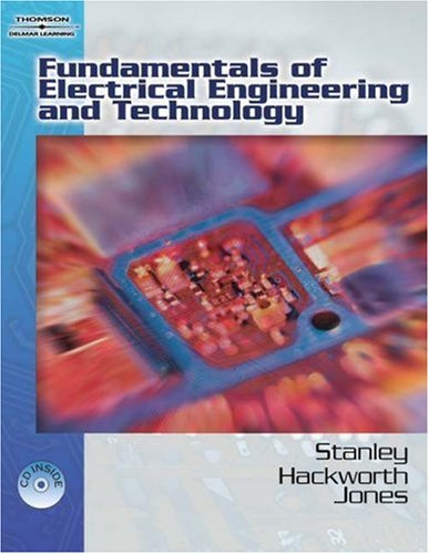 Fundamentals of Electrical Engineering and Technology   2007 edition cover