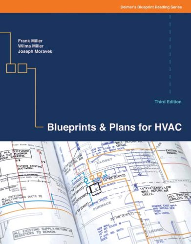 Blueprints and Plans for HVAC  3rd 2009 edition cover