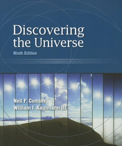 Discovering the Universe  9th 2011 (Revised) edition cover