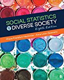 Social Statistics for a Diverse Society  8th 2018 9781506347202 Front Cover
