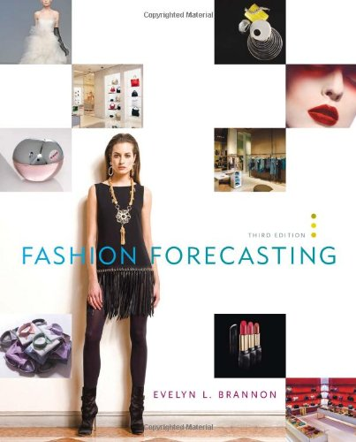 Fashion Forecasting  3rd 2010 edition cover