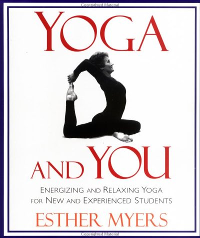 Yoga and You   1997 edition cover