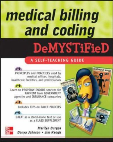 Medical Billing and Coding Demystified   2007 edition cover