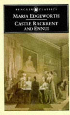 Castle Rackrent and Ennui   1992 edition cover