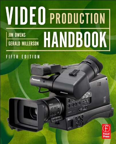 Video Production Handbook  5th 2012 (Revised) edition cover