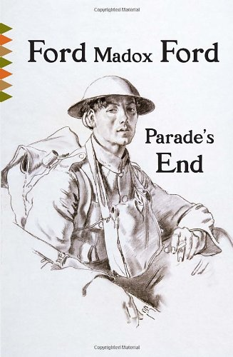 Parade's End  N/A edition cover