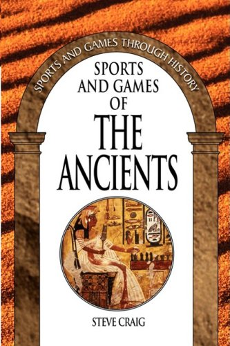 Sports and Games of the Ancients  N/A edition cover