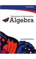 Elementary and Intermediate Algebra  3rd 2012 edition cover