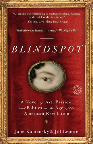 Blindspot By a Gentleman in Exile and a Lady in Disguise N/A edition cover