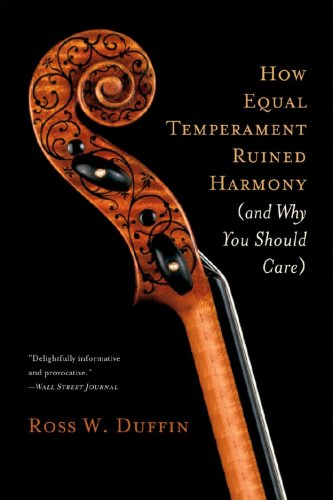 How Equal Temperament Ruined Harmony (And Why You Should Care)   2008 edition cover