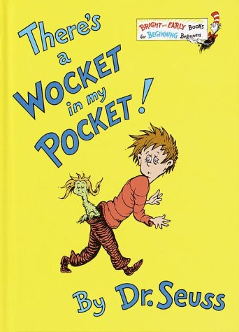 There's a Wocket in My Pocket   1974 edition cover