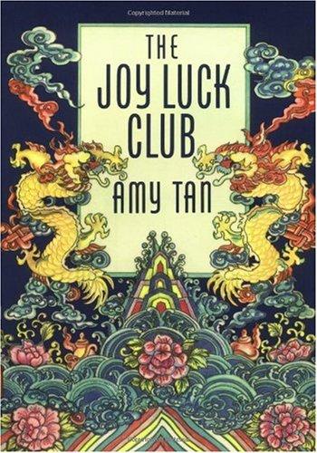 Joy Luck Club   1989 edition cover