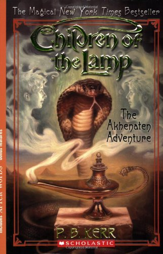 Akhenaten Adventure  N/A edition cover