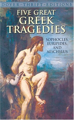 Five Great Greek Tragedies   2004 edition cover