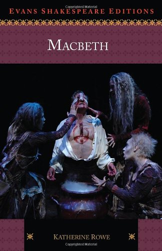 Macbeth : Evans Shakespeare Editions   2012 9780495911203 Front Cover