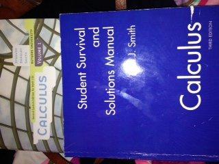 CALCULUS:VOL.1-W/CD >CUSTOM<   N/A edition cover