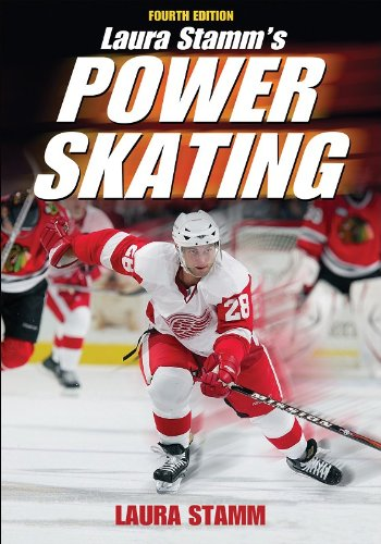 Power Skating  4th 2009 (Revised) 9780736076203 Front Cover