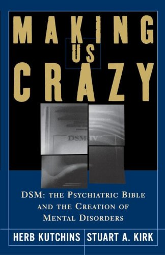 Making Us Crazy   2003 edition cover