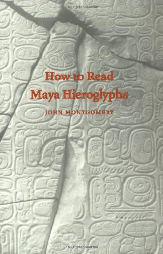 How to Read Maya Hieroglyphs  N/A edition cover
