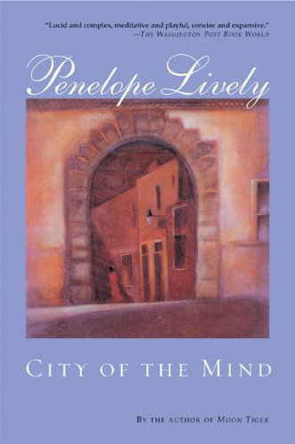 City of the Mind   2003 edition cover