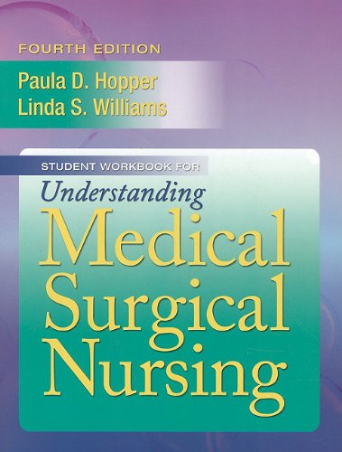 Understanding Medical Surgical Nursing  4th 2011 (Revised) 9780803622203 Front Cover