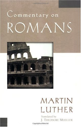 Commentary on the Epistle to the Romans  N/A edition cover