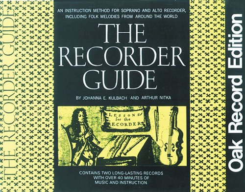 Recorder Guide  N/A edition cover