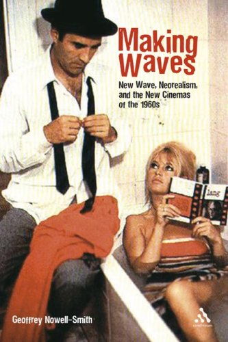 Making Waves The New Cinemas of the 1960s  2008 edition cover