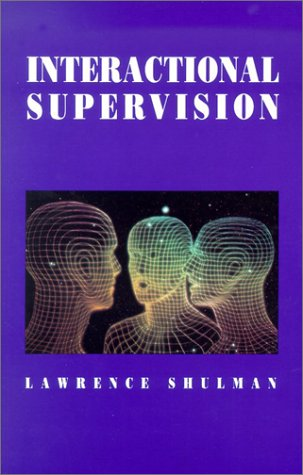 Interactional Supervision  N/A edition cover