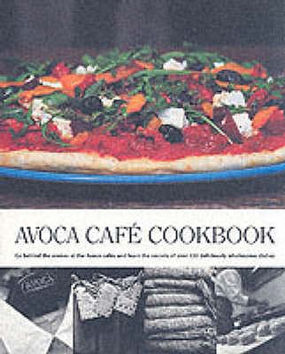 Avoca Cafe Cookbook  2000 9780953815203 Front Cover