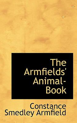 Armfields' Animal-Book N/A 9781113955203 Front Cover