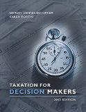 Taxation for Decision Makers 2015:   2014 edition cover