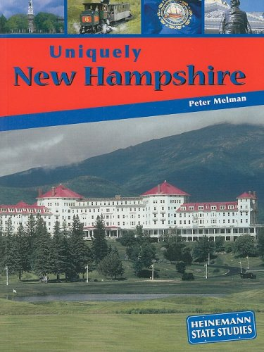Uniquely New Hampshire   2005 9781403447203 Front Cover