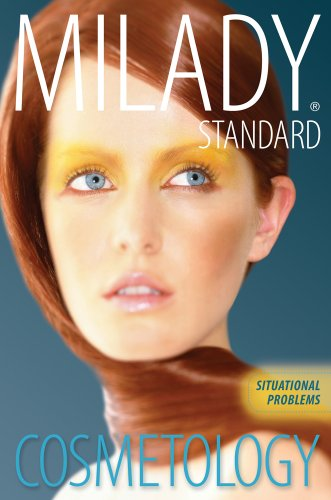Situational Problems for Milady Standard Cosmetology 2012  12th 2012 edition cover