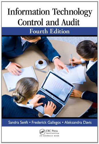 Information Technology Control and Audit  4th 2013 (Revised) edition cover