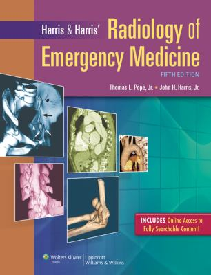 Radiology of Emergency Medicine  5th 2013 (Revised) edition cover