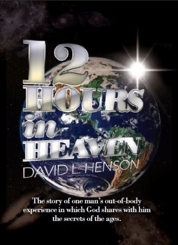 12 Hours in Heaven:   2012 edition cover
