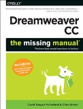 Dreamweaver CC: the Missing Manual Covers 2014 Release 2nd edition cover
