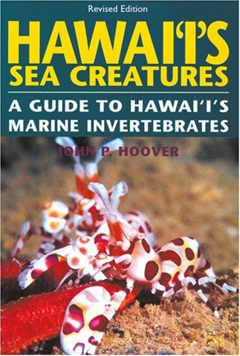 Hawai'i's Sea Creatures A Guide to Hawai'i's Marine Invertebrates  1998 edition cover