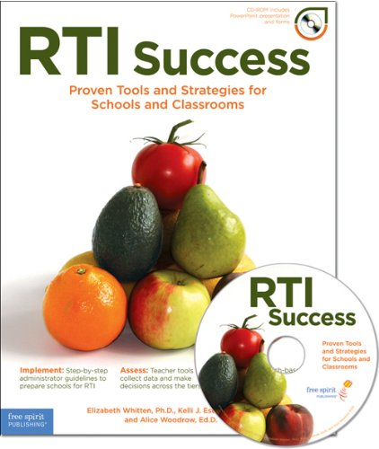 RTI Success Proven Tools and Strategies for Schools and Classrooms  2009 edition cover