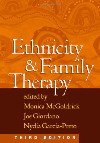 Ethnicity and Family Therapy, Third Edition  3rd 2005 edition cover