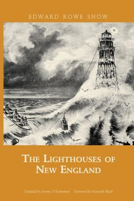 Lighthouses of New England  N/A 9781933212203 Front Cover