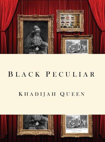 Black Peculiar   2011 edition cover