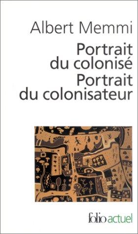 Portrait du Colonise, Portrait du Colonisateur N/A edition cover