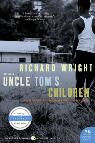 Uncle Tom's Children   2008 edition cover