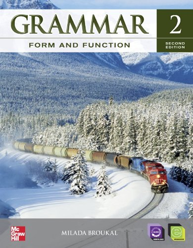 Grammar Form and Function,  Level 2  2nd 2009 edition cover