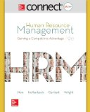 HUMAN RESOURCE MGMT.-CONNECT+ ACCESS    N/A edition cover