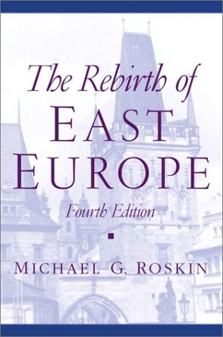 Rebirth of East Europe  4th 2002 edition cover