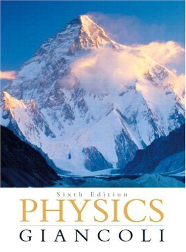Physics Principles with Applications 6th 2005 edition cover